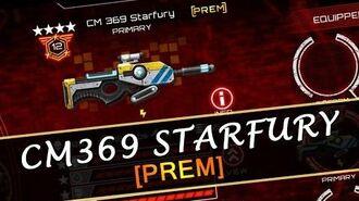 SAS 4 Mobile CM369 Starfury PREM-1