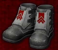 Special Forces Boots -RED- (Mobile)