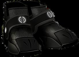 -BLACK- Shotlite Dragonfly Boots