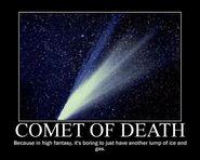 Motiv - comet of death