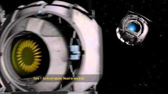 Portal 2 - I'm in space!-0