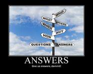 Motiv - answers