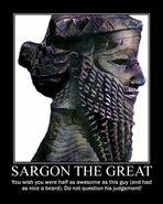 Motiv - sargon