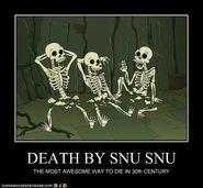 Motiv - death by snu snu