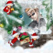 Edward christmas (ab)