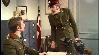Monty Python - I'm a coward, sir!