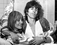 Keith richards anita pallenberg