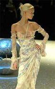 Rosalie's dress
