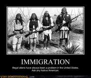 Motiv - immigration