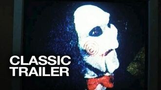 Saw III (2006) Official Trailer 1 - Tobin Bell HD