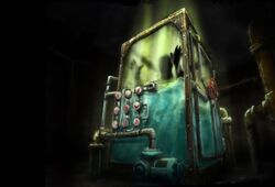 How To Escape The Bathroom Saw Ps3 category:traps in saw ii: flesh & blood | saw wiki | fandom