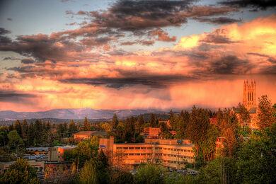 Spokane Storm (HDR)