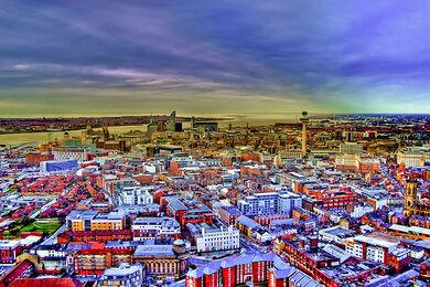 Liverpool- Below But Not Under