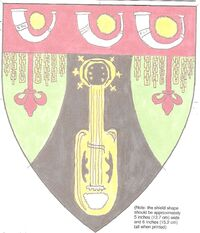 Coat of Arms idea One
