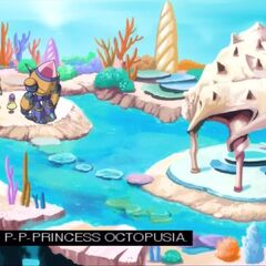 My glorious and beloved Princess Octopusia