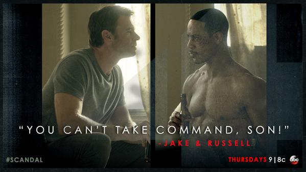"""4x21 - Jake You Can't Take Command"""""""