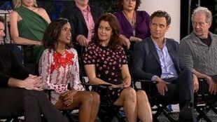 'Scandal' Stars Spill Set Secrets