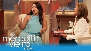 "Katie Lowes Spoils ""Scandal"" Season 4 Finale! The Meredith Vieira Show"