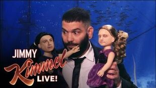 Jimmy's Scandal Dream with Tony Goldwyn and Guillermo Diaz