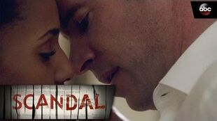 Olivia Tells Jake He Can't Get Married - Scandal