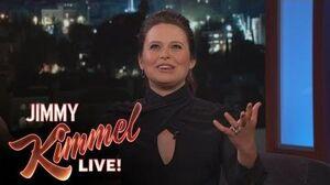 Katie Lowes Addresses Rumors that Scandal is Ending