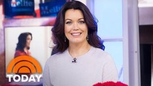 Bellamy Young I Love Watching 'Scandal' While Reading Fans' Tweets TODAY