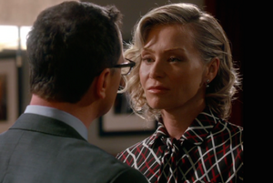 5x07 - David Rosen and Lizzie Bear