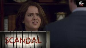 Susan Breaks Up With David - Scandal