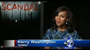 Kerry Washington Talks About The Season 5 Premiere Of Scandal