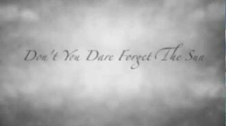 Get Scared - Don't You Dare Forget The Sun LYRICS-1