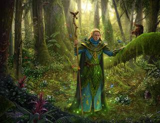 Elf druid by 1oshuart-d64ocll
