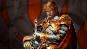 Fantasy prince wallpaper - xander