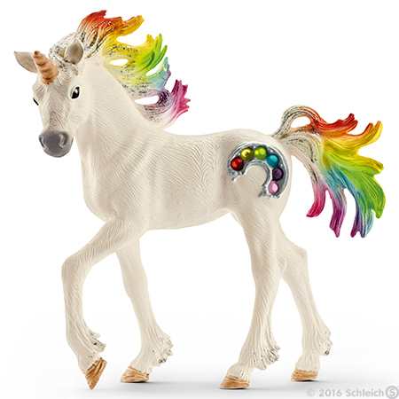 File:Unicorn Rainbow Foal.jpg