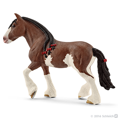 File:Clydesdale Mare .jpg
