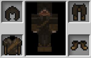 Assassins armor