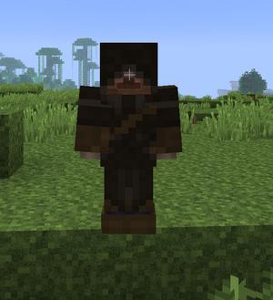 Assassins armor front