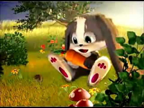File:Schnuffel Bunny holding a carrot.jpg