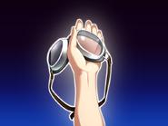Rin's goggles