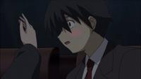 Kotonoha slaps Makoto