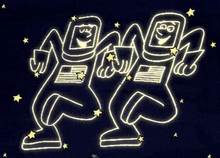 Elbow Room Astronauts constellation