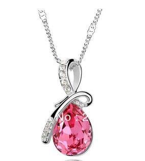Pink amulet