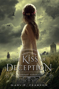The Kiss of Deception 2014 Book Cover