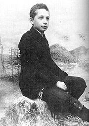 File:Albert Einstein as a child.jpg