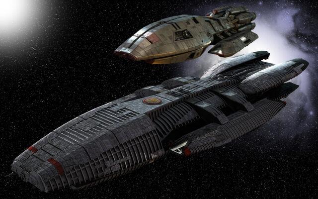 File:Galactica and Pegasus by Balsavor.jpg
