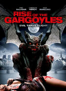 Rise of the Gargoyles DVD