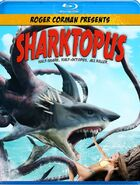 Sharktopus Blu-ray Disc