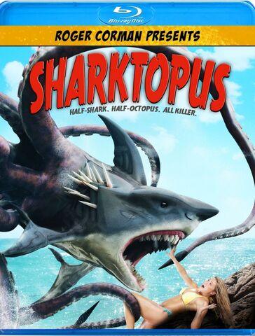 File:Sharktopus Blu-ray Disc.jpg