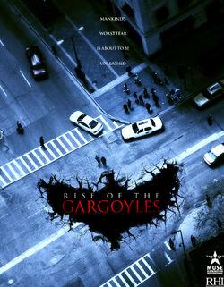 Rise of the Gargoyles Poster