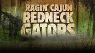 Ragin' Cajun Redneck Gators Logo