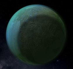 Mahs planet